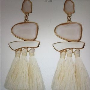 Jewelry - ‼️PRICE CUT‼️TASSEL EARRINGS